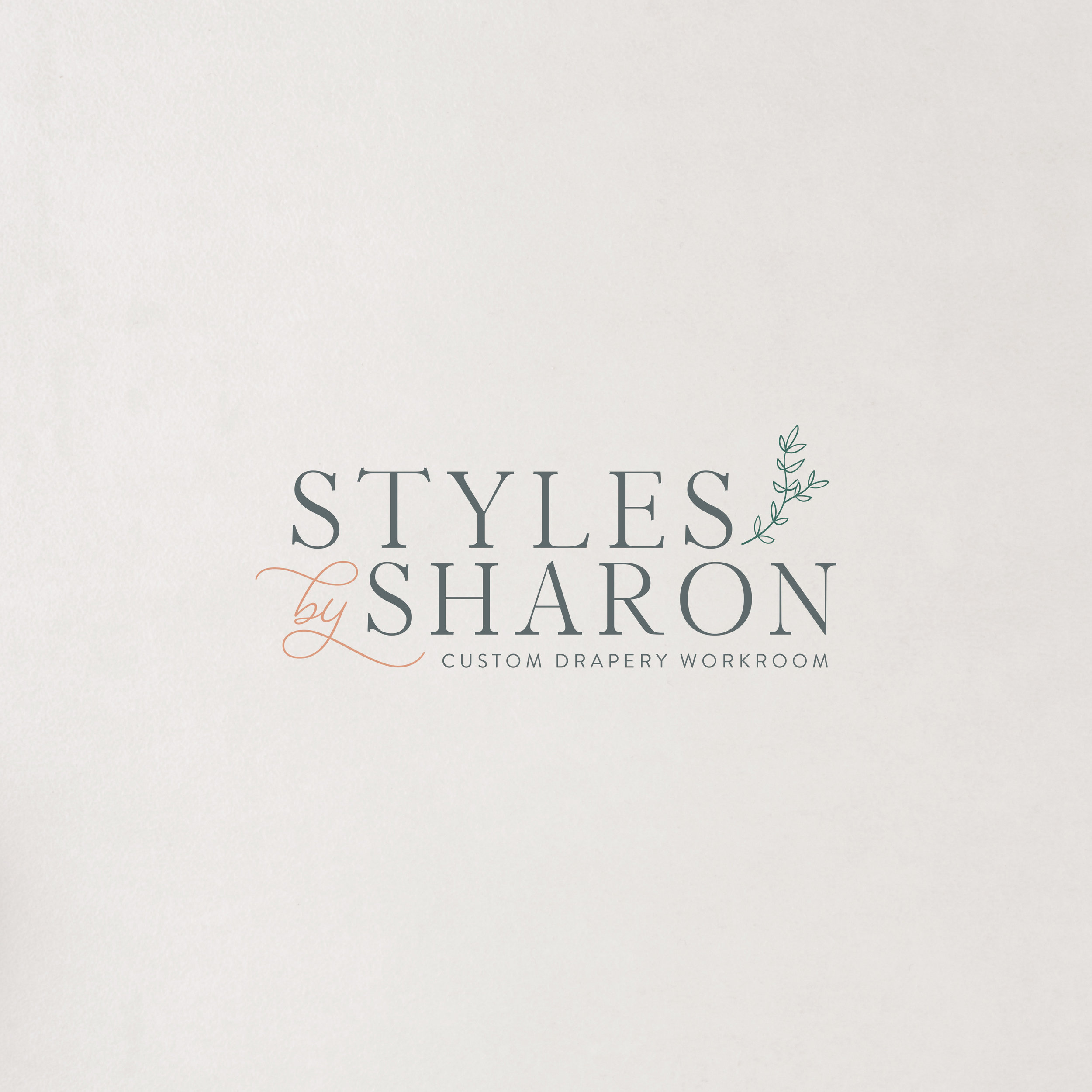 Styles by Sharon | Branding by Jula Paper Co.