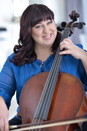 Dr. Courtney Bell – Suzuki Cello
