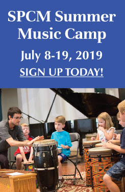 SPCM Summer Music Camp