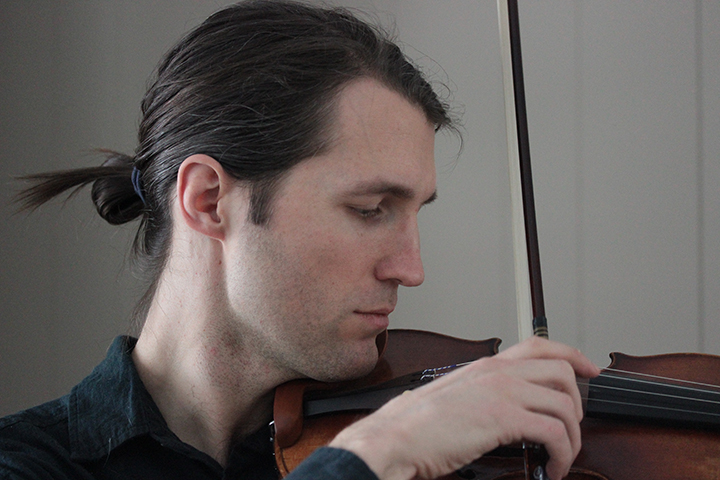 Leif Petersen – Suzuki Violin