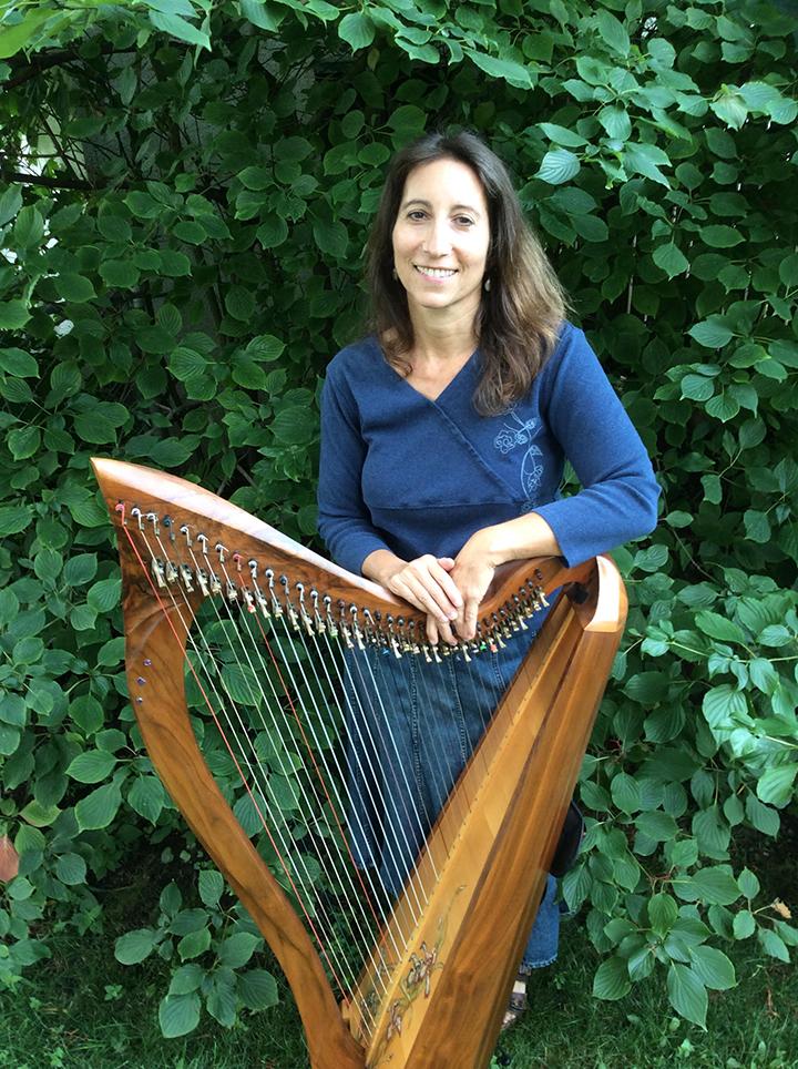 Andrea Stern – Harp