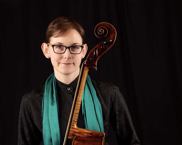 Maryne Mossey – Viola da Gamba