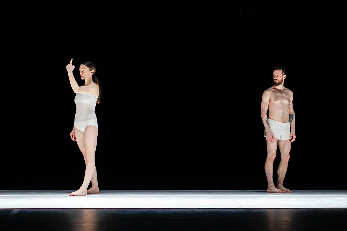 Milena & Michael / SACRE - Le 10 février au Teatro San Ferdinando