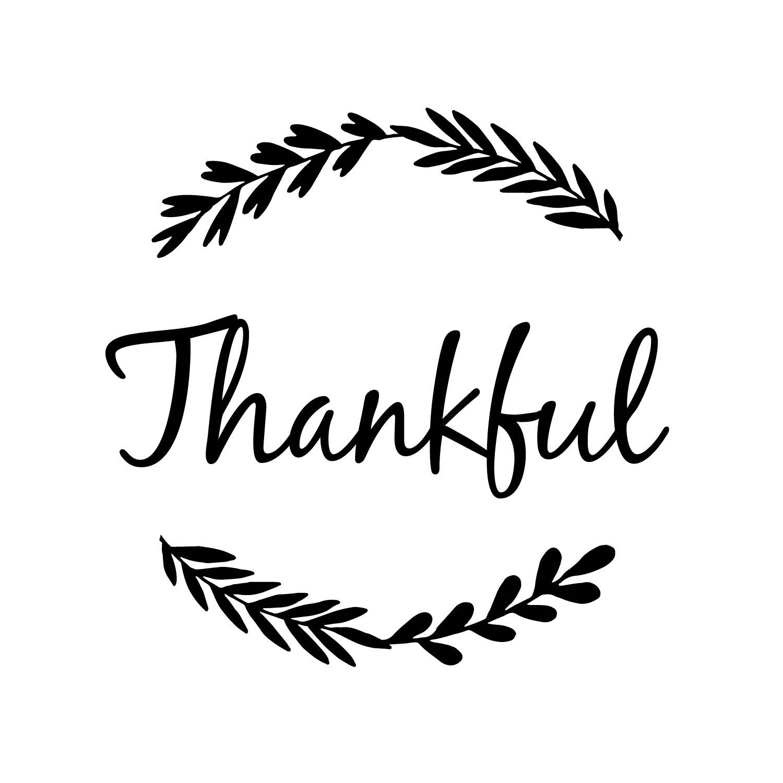 6 - Thankful