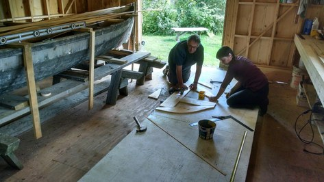 Hands on boats - Hands On Boats is designed for adults who are interested in wooden boats and want to be part of constructing a new boat while learning-by-doing alongside a master boat builder.From May-October 2018, HANDS ON BOATS will continue construction of a replica Piscataqua River Wherry based on the lines taken off of an historic vessel, which is part of the Strawbery Banke Museum collection.More information can be found here!