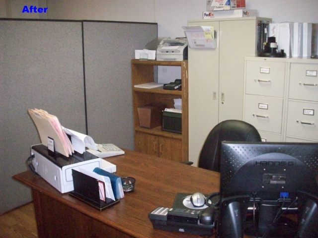 bookkeeping office