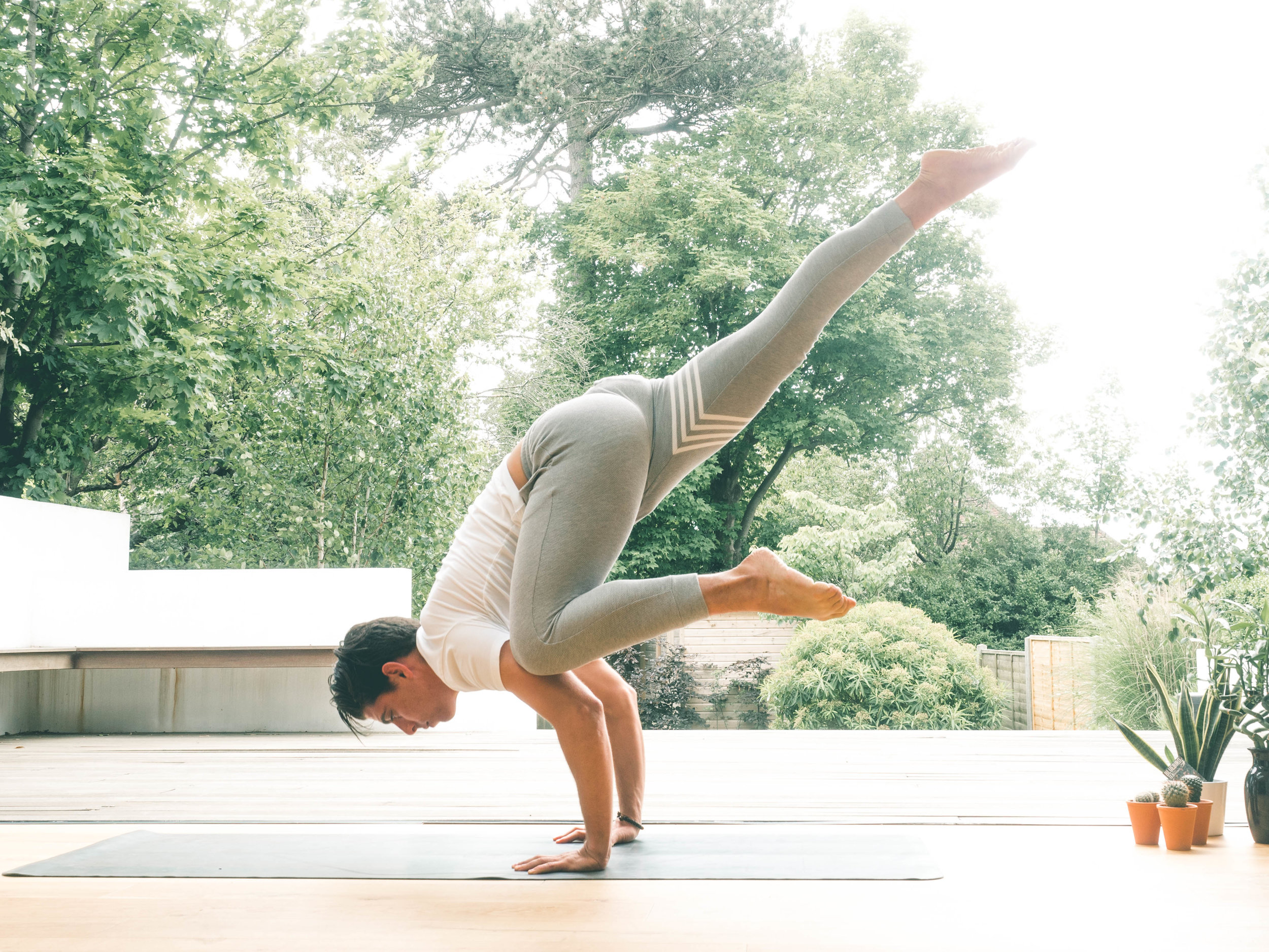 Brad yoga