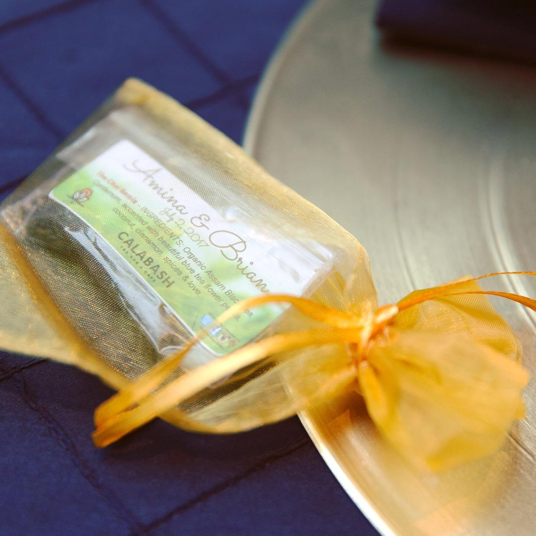 calabash tea wedding