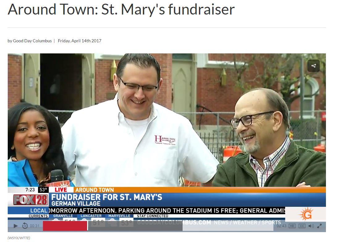 St. Mary's Fundraiser