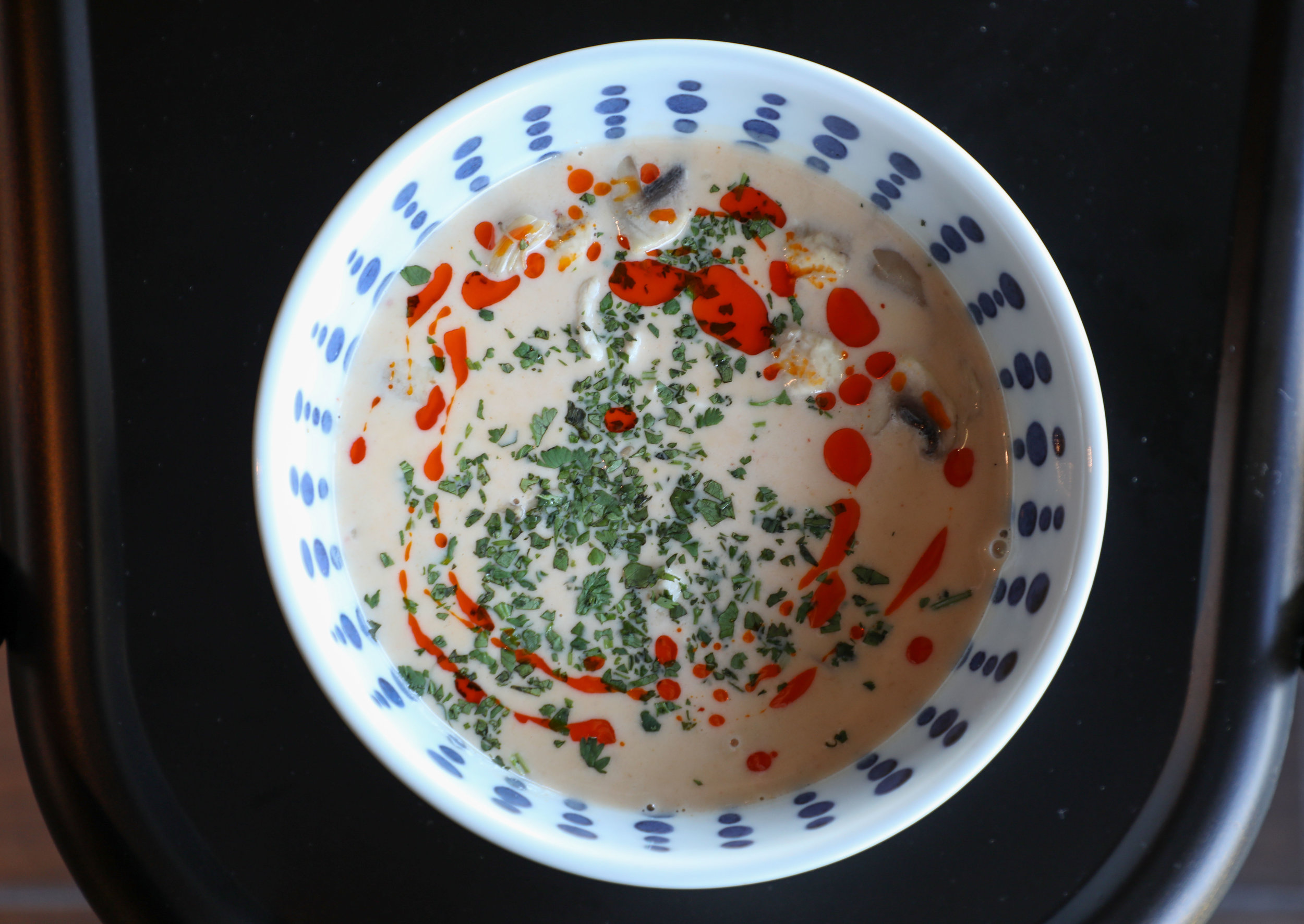 Tom Kha Gai (chicken)