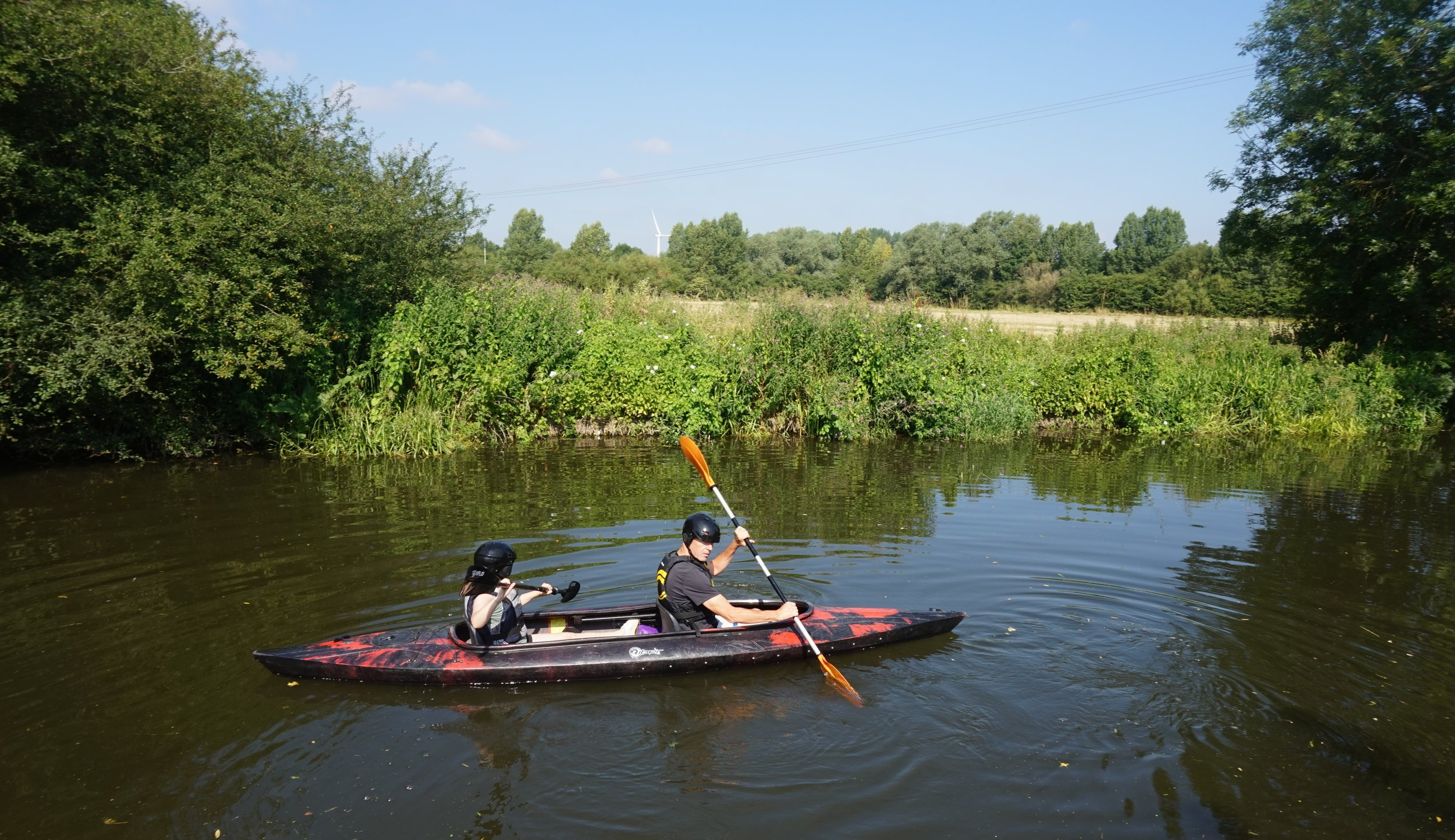 """If you like the outdoors, wildlife, kayaking and camping you'll love this."" - - Martin Cooke, Leicester"