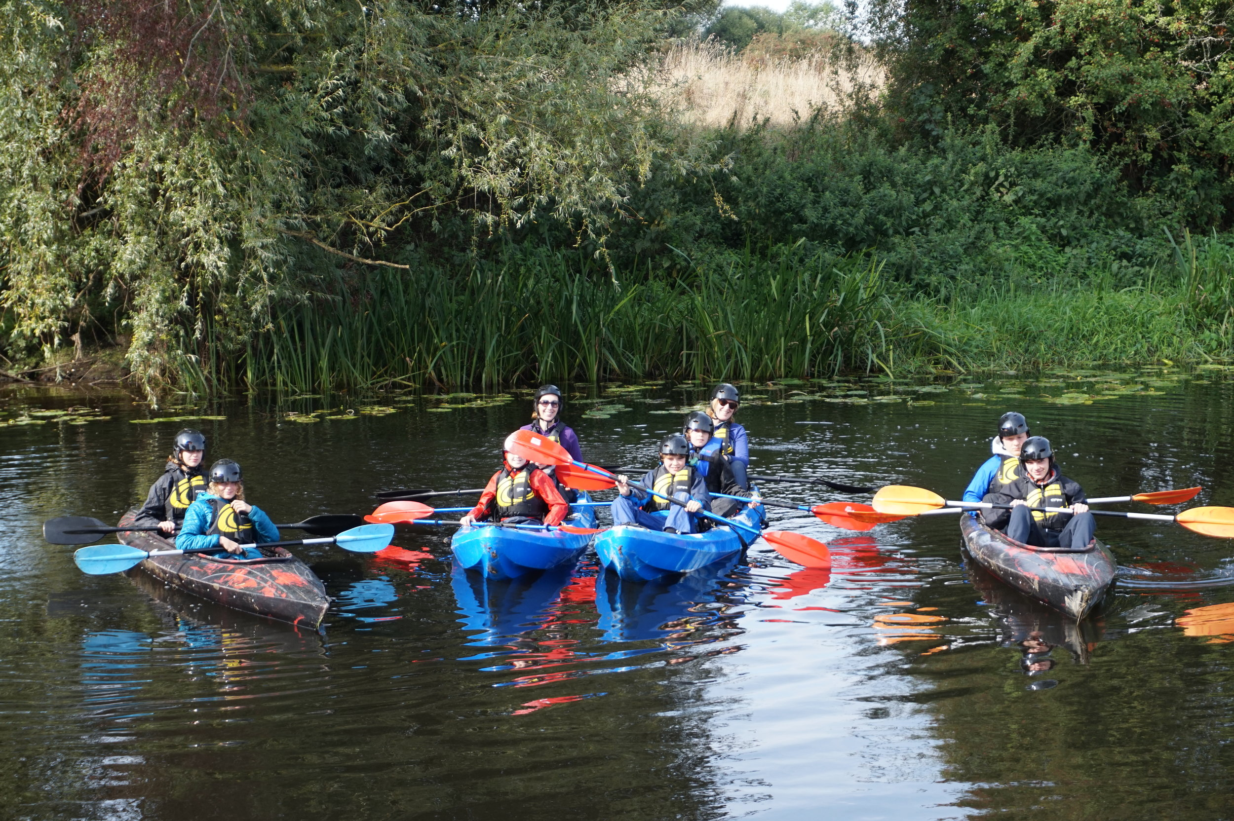 """We have just returned from a 2 day 2 night camping and kayaking trip and feel like we've totally switched off from the real world for a few days!"" - - Vanessa Carthy, Birmingham"