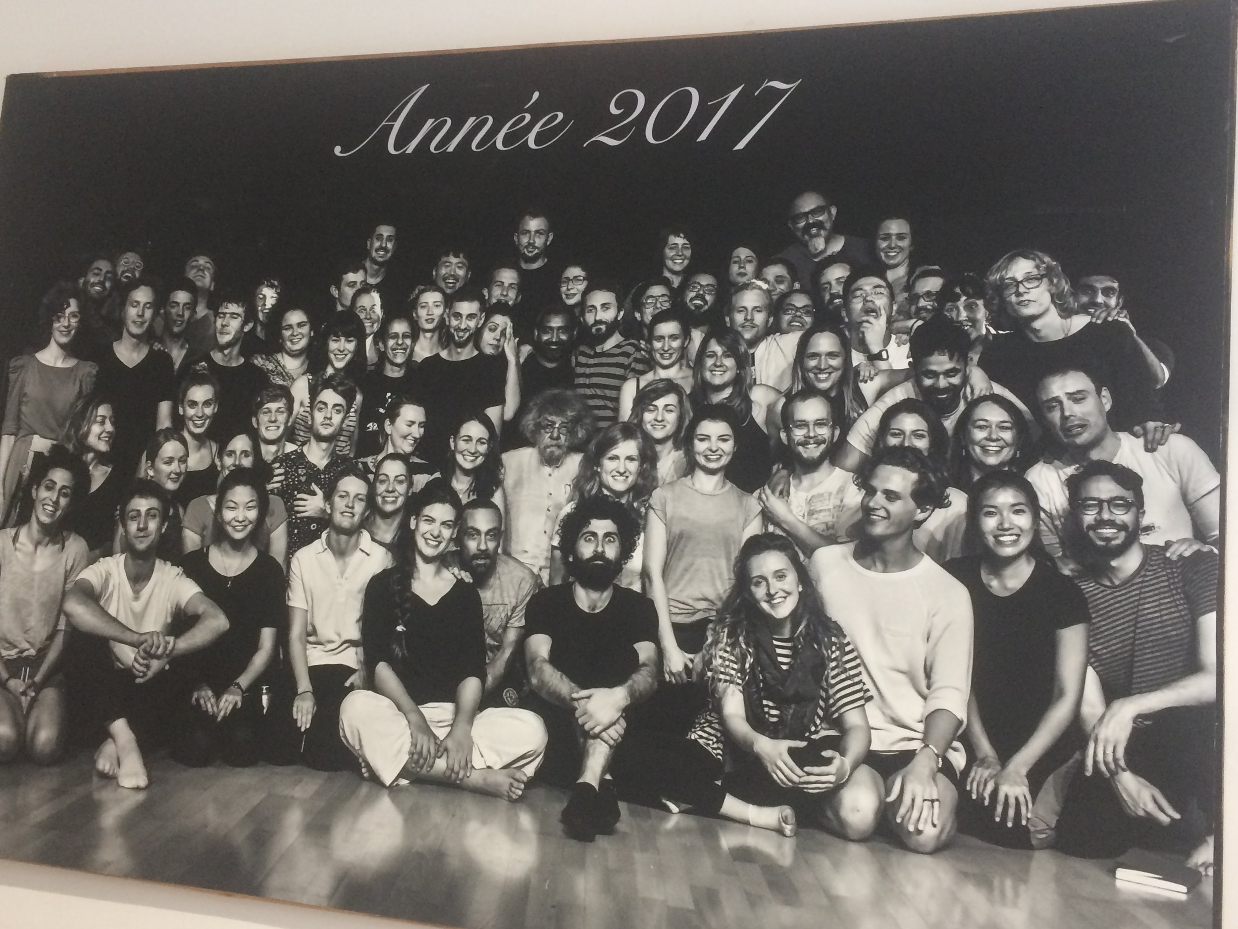 Ecole Philippe Gaulier - Class of 2017!