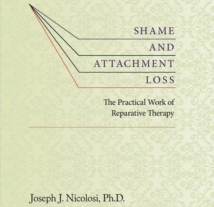 The most comprehensive book for understanding and healing from SSA (Same-Sex Attraction).