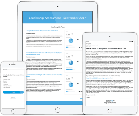 ADP app, built on Mendix