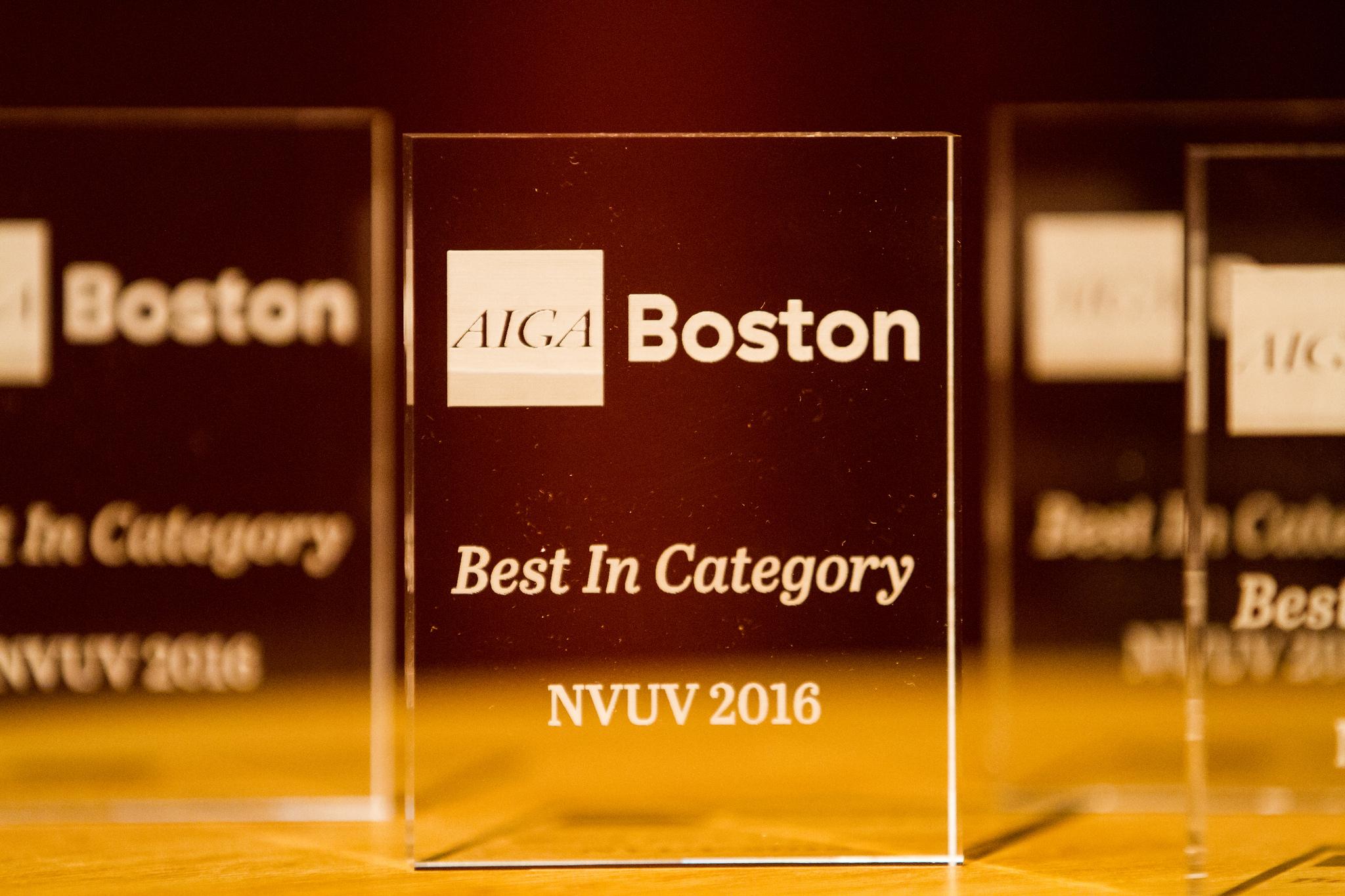 NVUV Best in Category Awards. Photo by Michael Rotiroti:  michaelrotiroti.com/