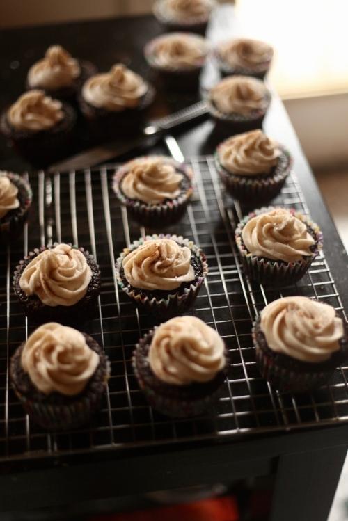 Chocolate Stout Cupcakes_9