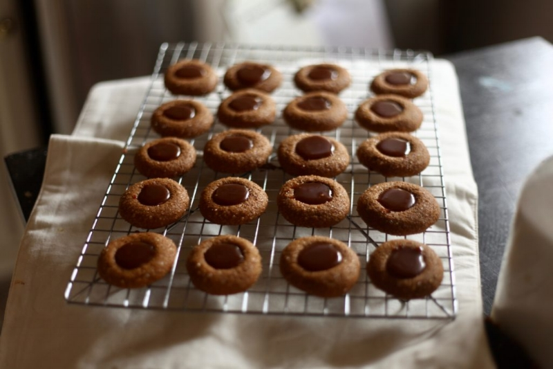 Gingerbread Thumbprints_1