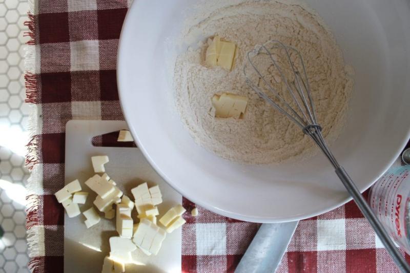 Brown Butter Bourbon Apple Pie_5