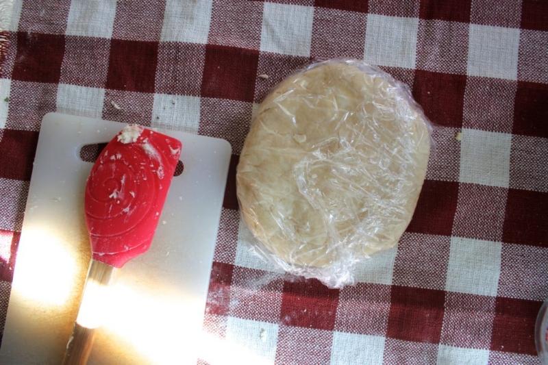 Brown Butter Bourbon Apple Pie_7