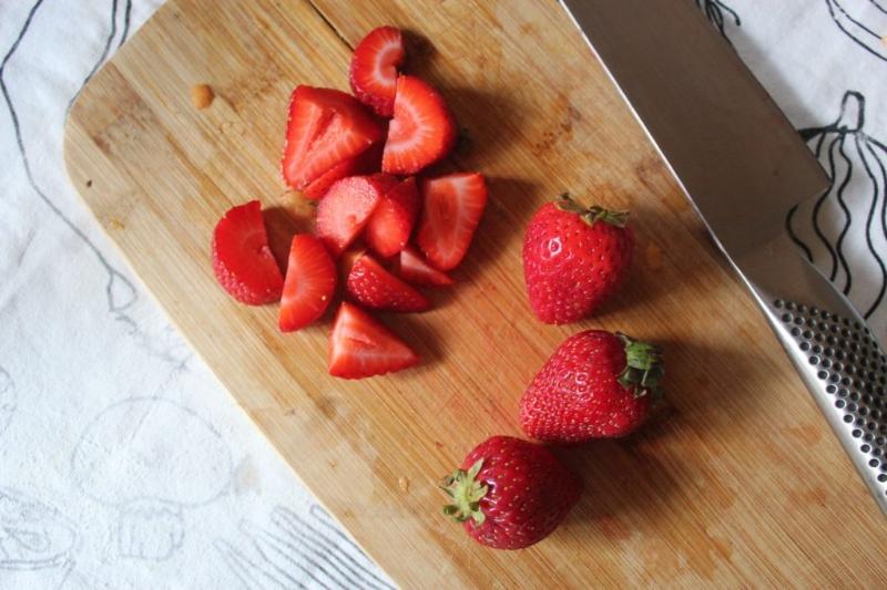 Nectarine, Strawberry, & Feta Salad_5