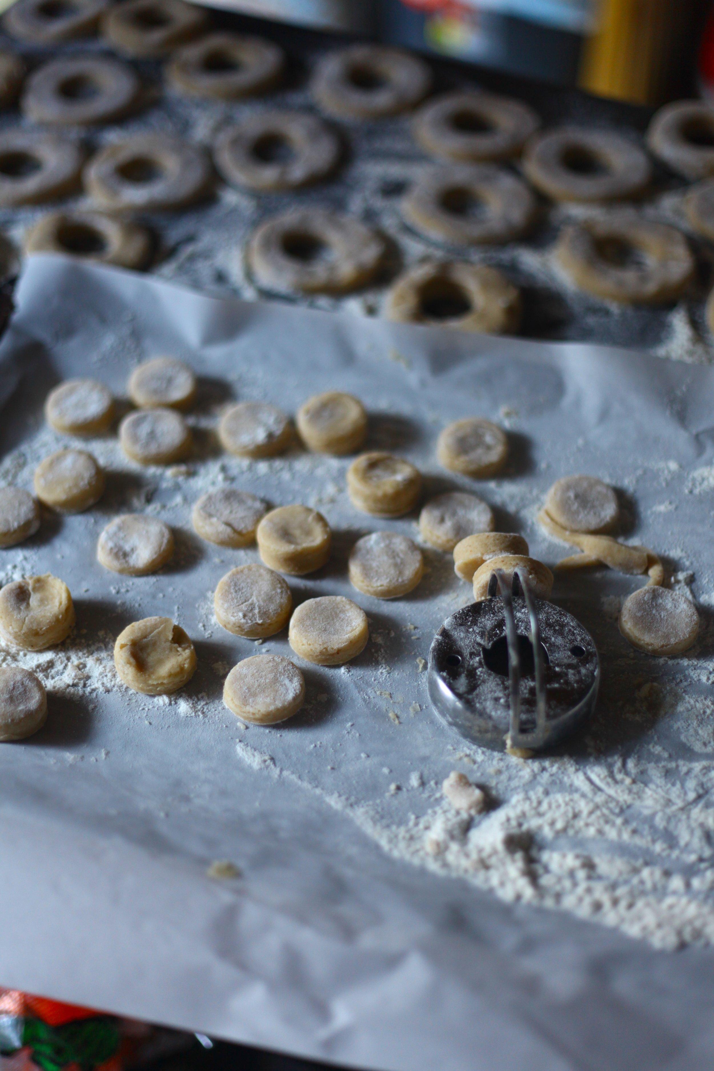 Blood Orange Glazed Buttermilk Donuts 6