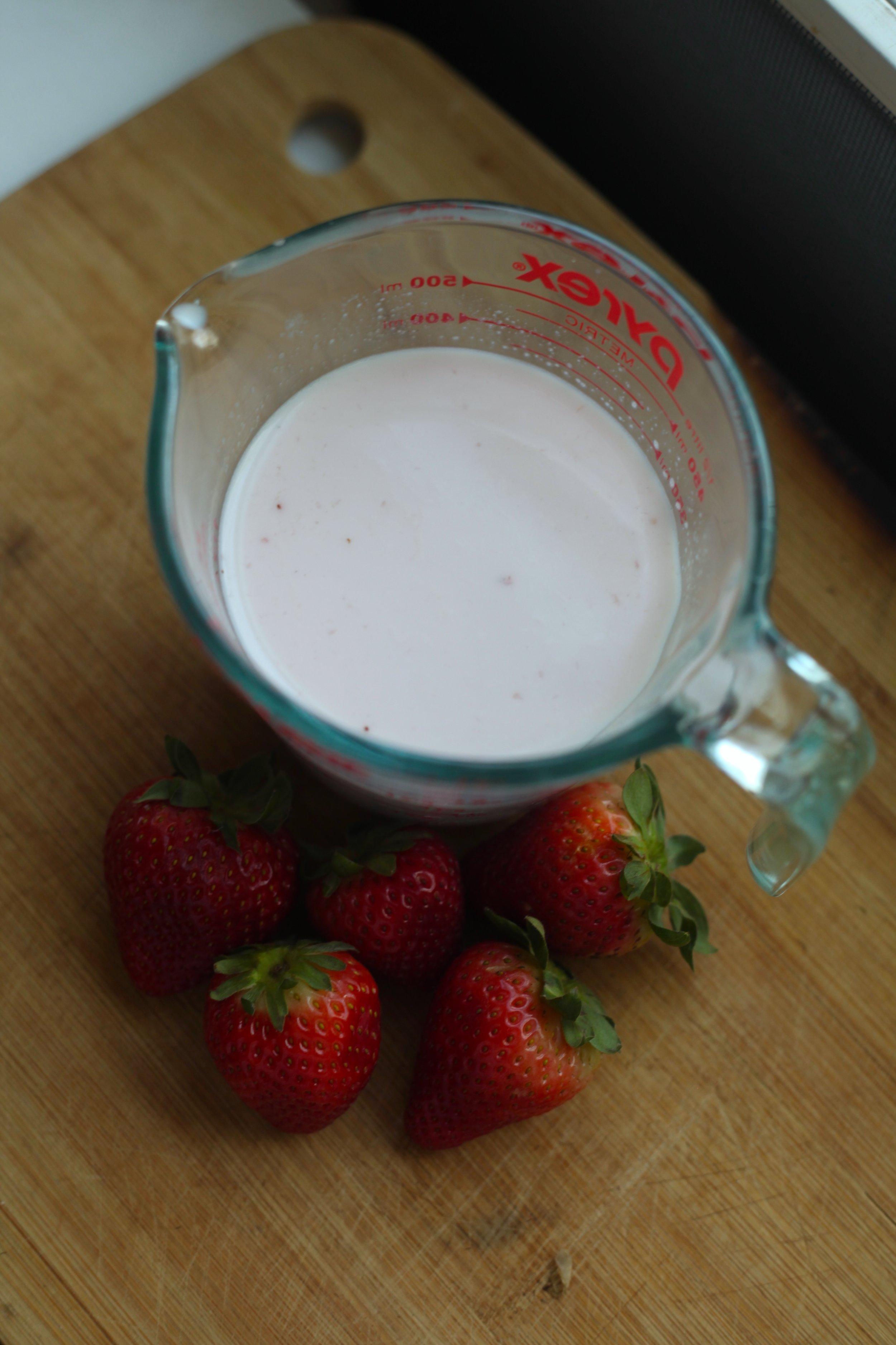 Strawberry Milk Donuts 2