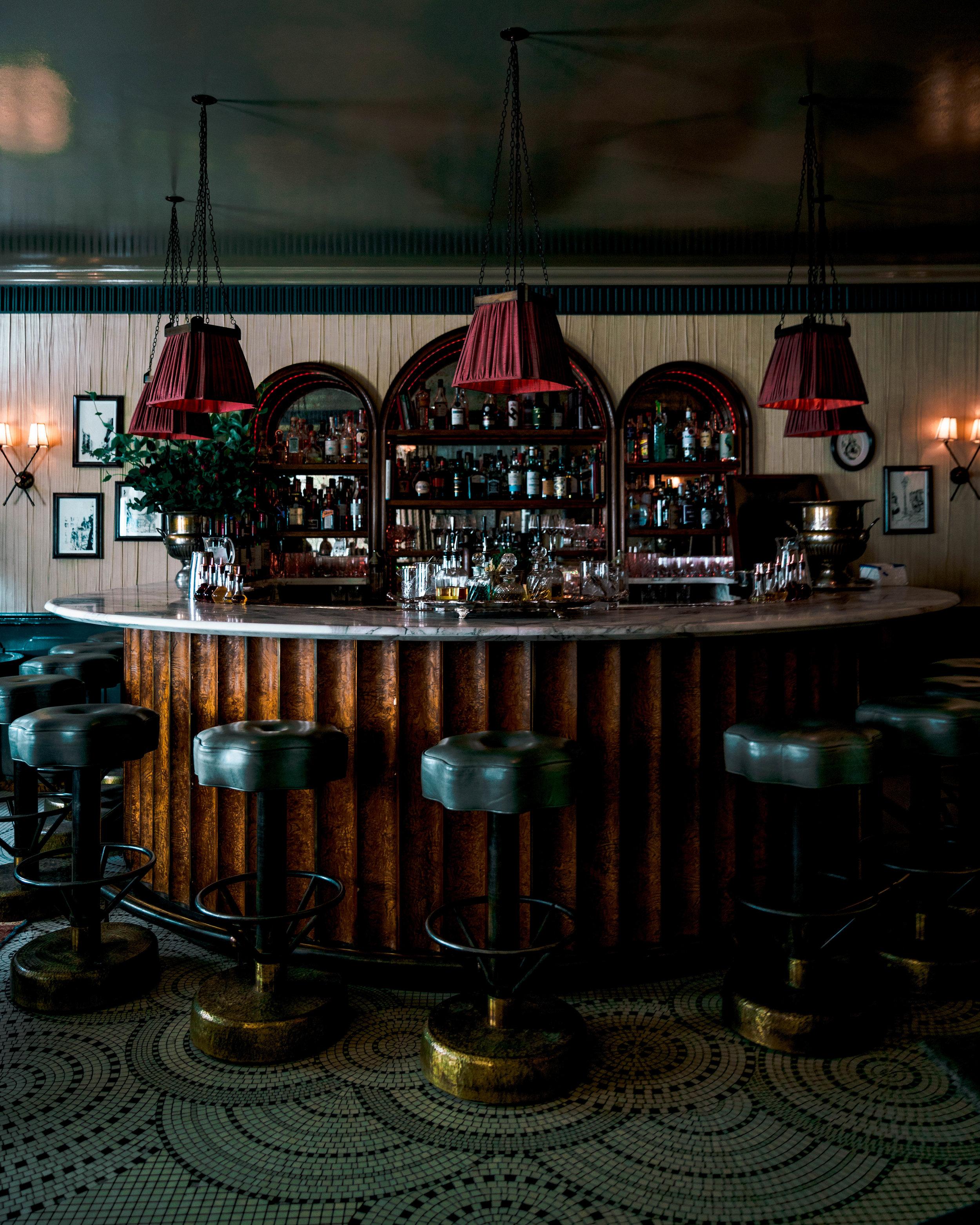 Kettner's Townhouse Champagne Bar