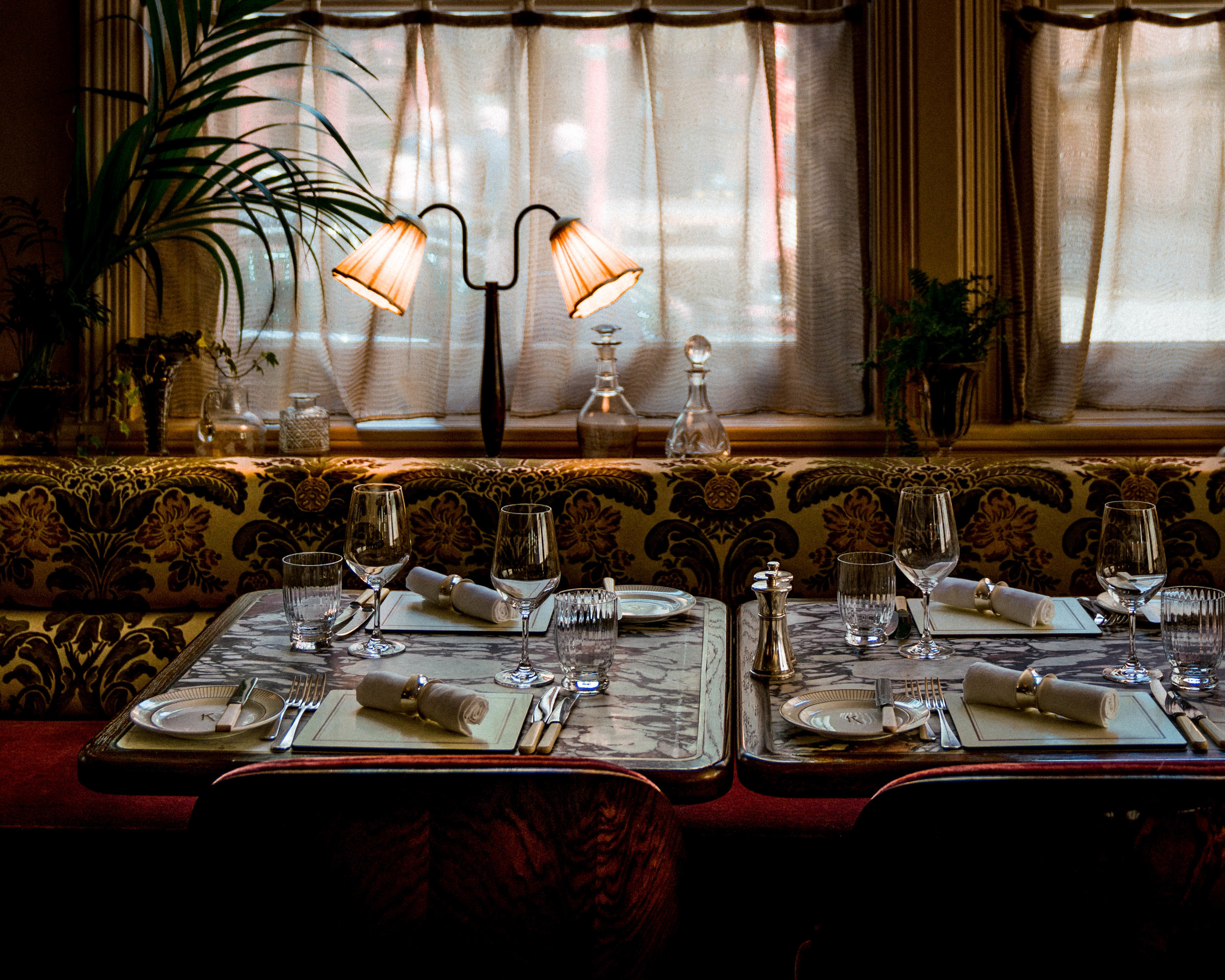 Kettner's Townhouse Restaurant