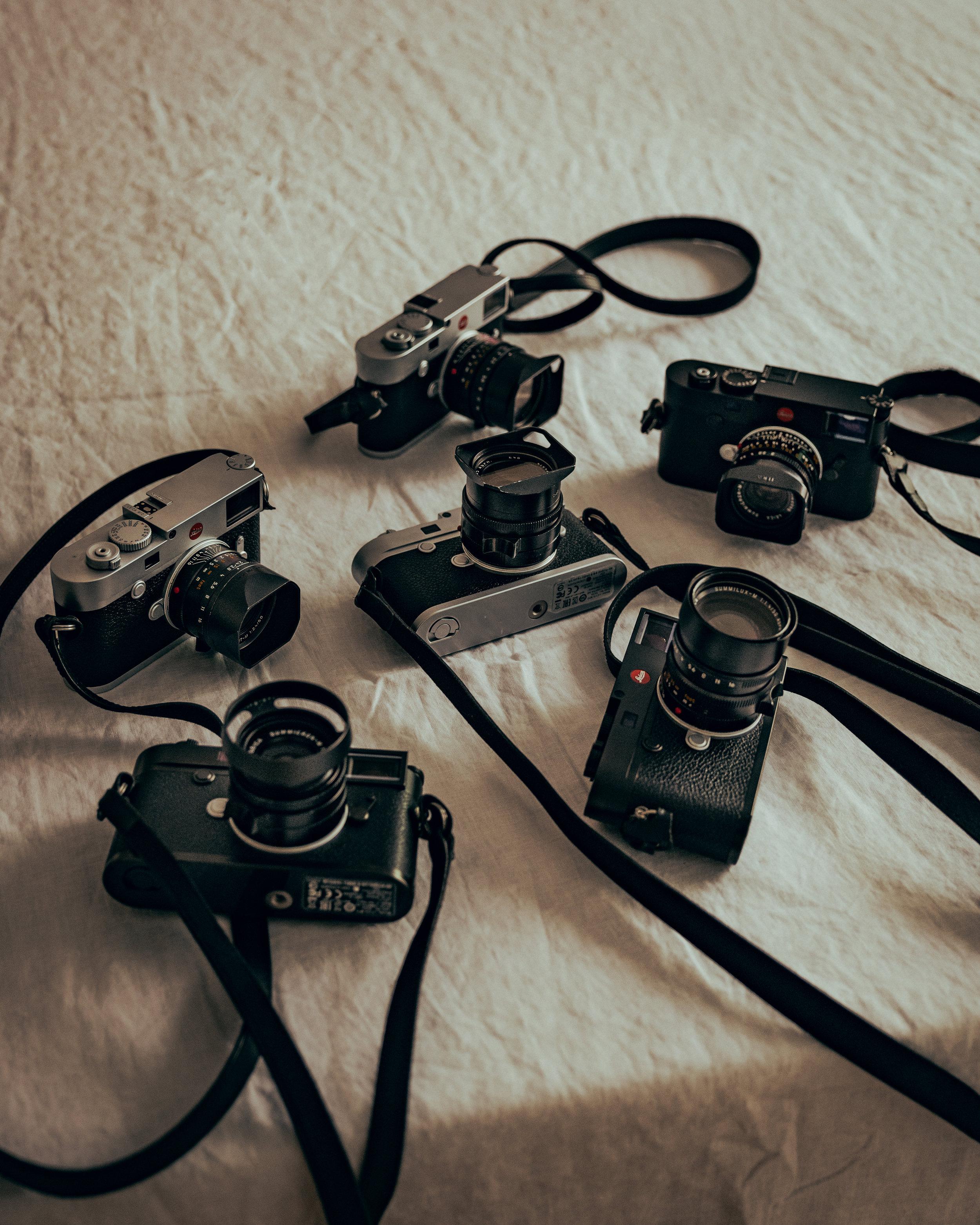 Leica M cameras