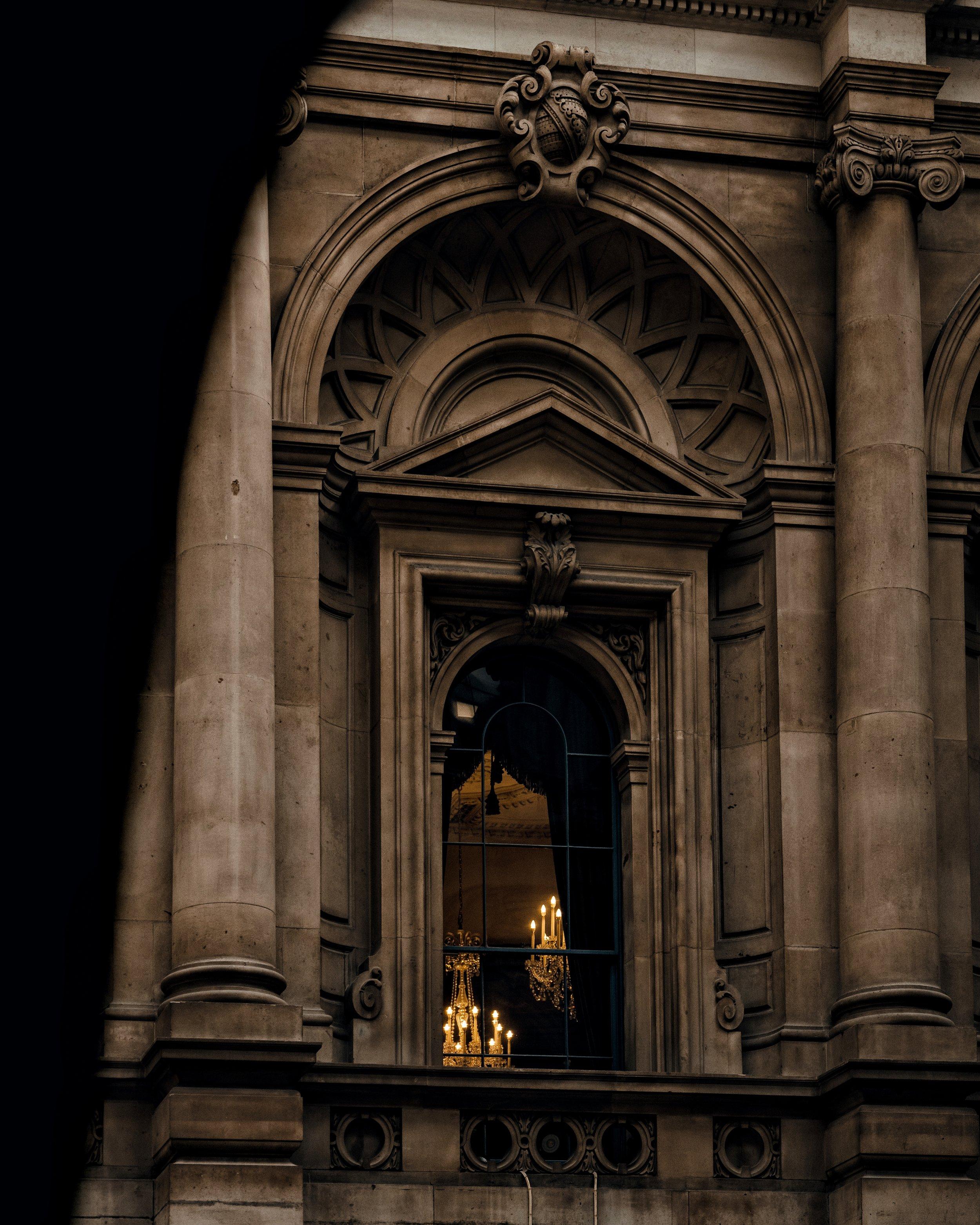 Window, The Royal Exchange