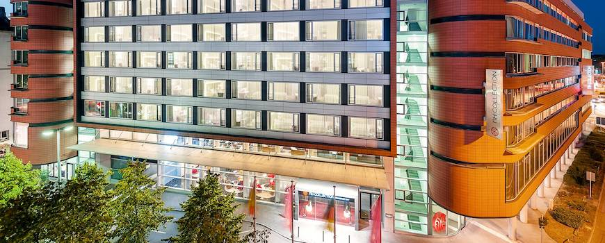 HOTEL NH Collection Frankfurt City - Vilbeler Str. 2., 60313, Frankfurt - Germany Tel.: +49 69 9288590