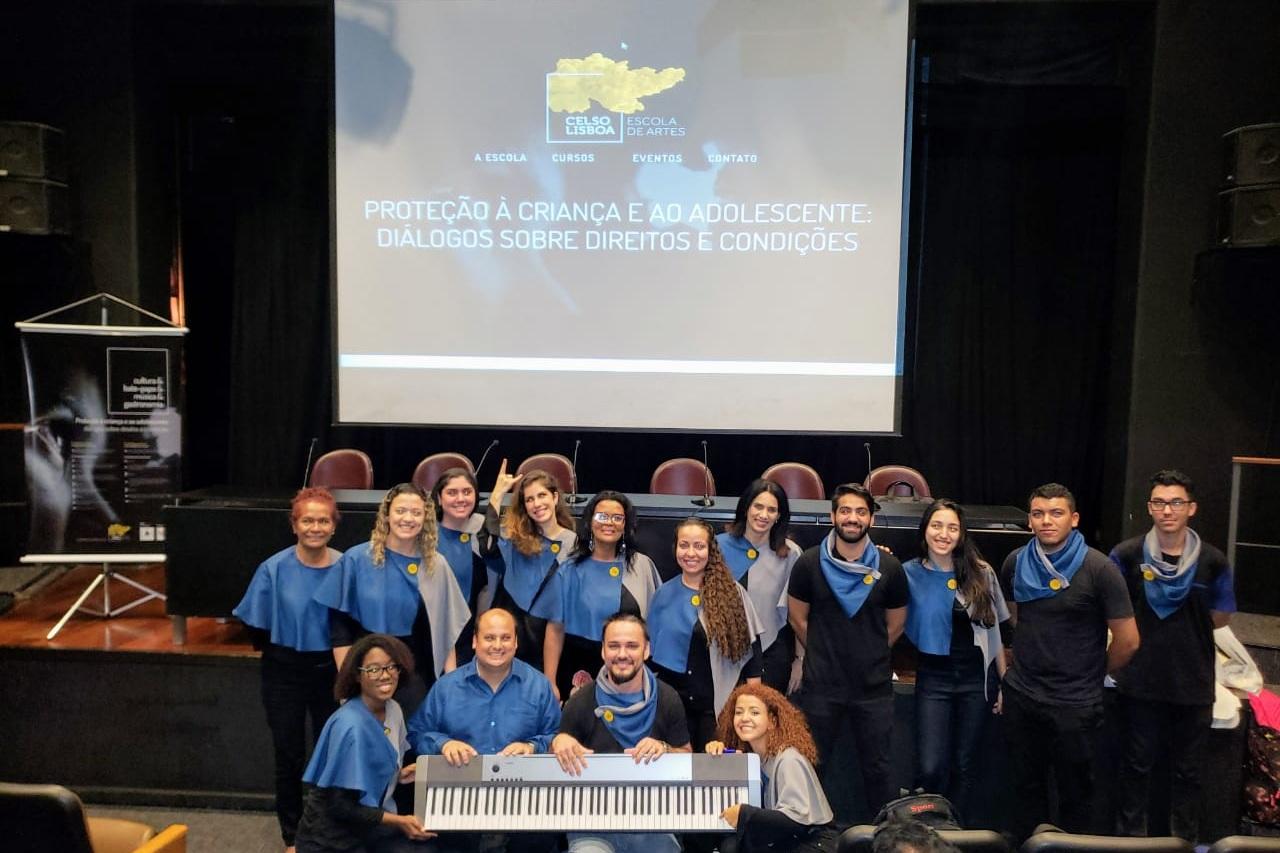 """5ª edição do evento """"Cultura&Bate-Papo&Música&Gastronomia"""""""