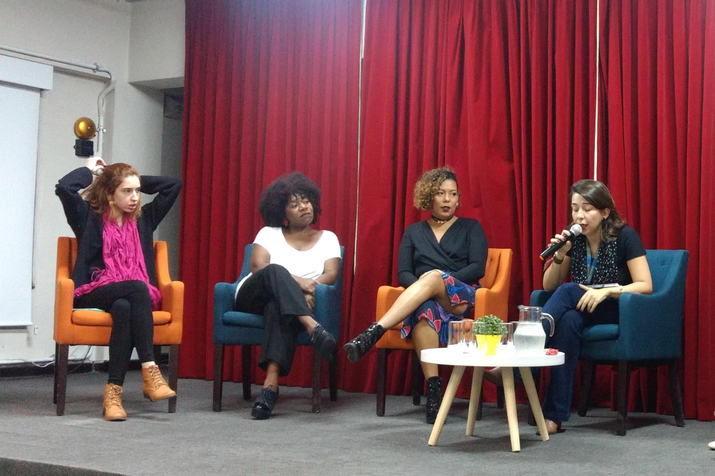 """Discussão do documentário """"#EuVocêTodasNós"""""""