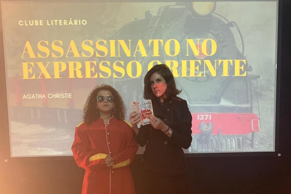 """""""Assassinato no Expresso Oriente"""""""