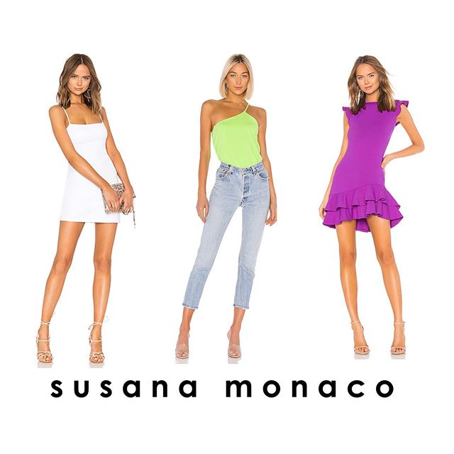 Thrilled to announce the addition of @susanamonaco to @local_showroom 💥