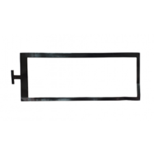 Touch Screen ESD Foam Gasket for Bally IDW Display   This gasket, made from high-quality materials, is specifically designed for use on the IDW Display product. An incorporated copper layer grounded to the display chassis to prevent ESD from damaging the display.