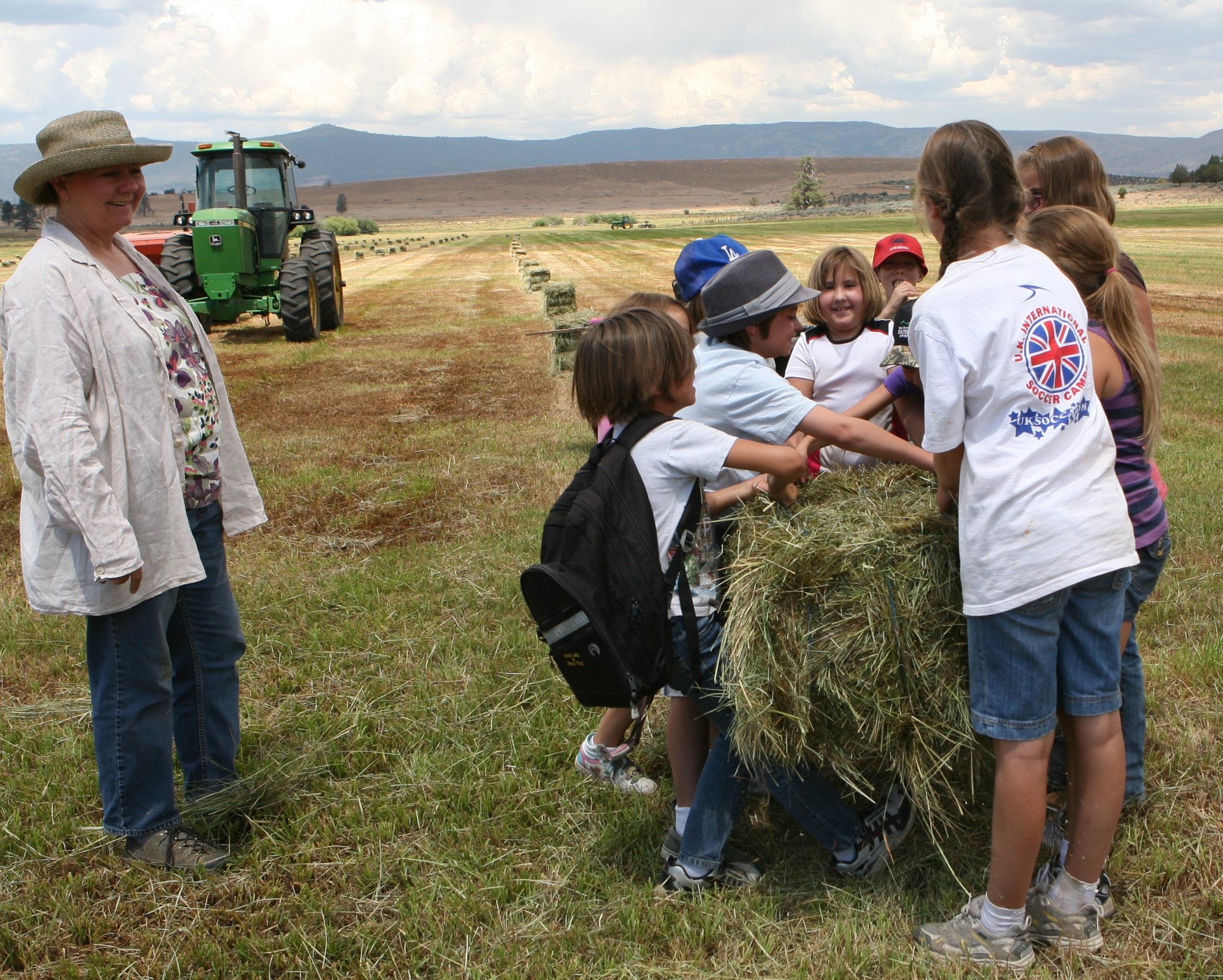 Nature Camp Session#2 -