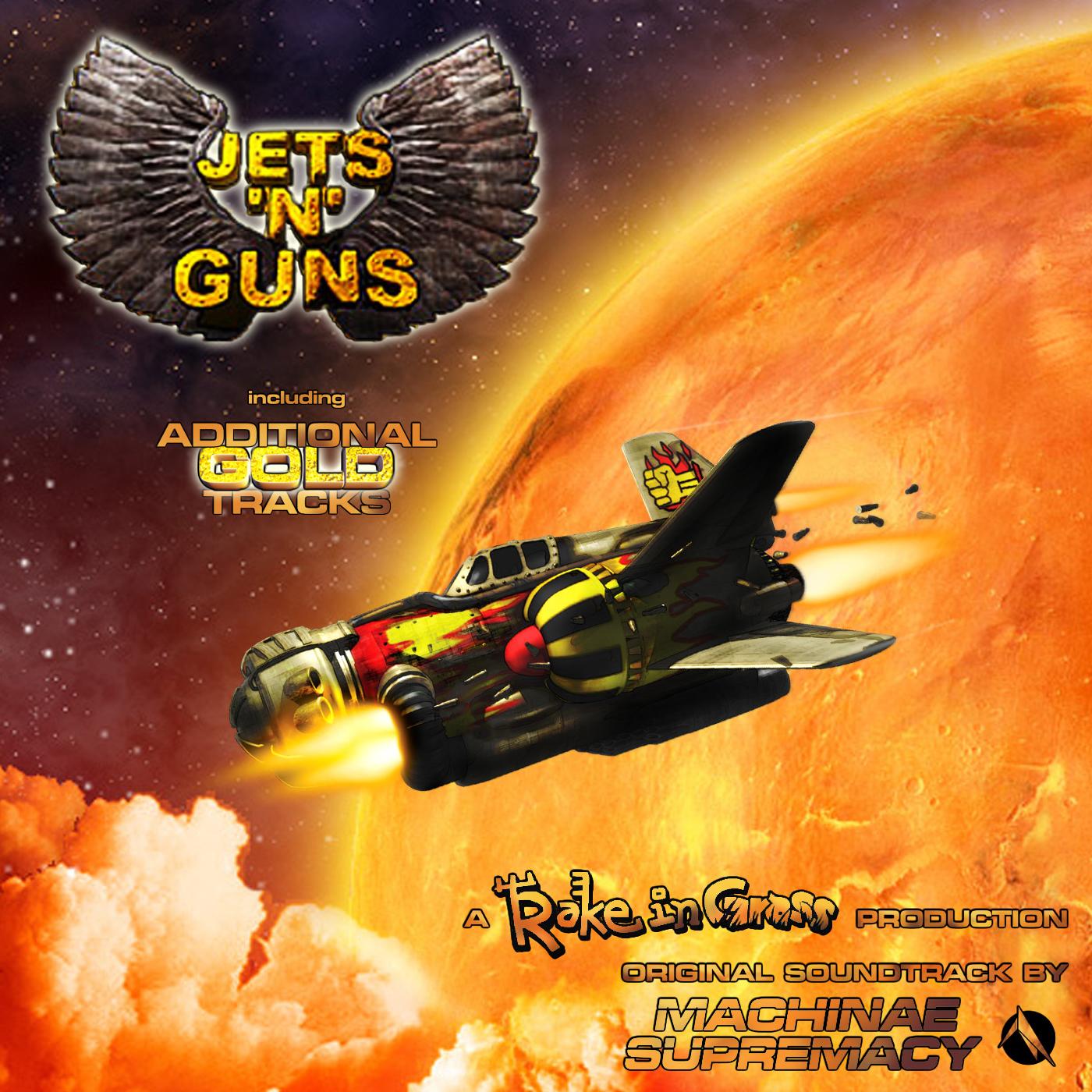 Jets'n'Guns Gold