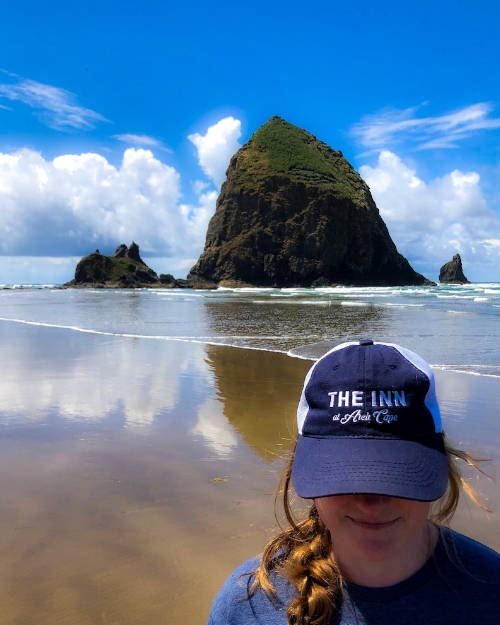 We agree: Haystack Rock (pictured here) is awesome. But there are other rocks near Cannon Beach that you should see.