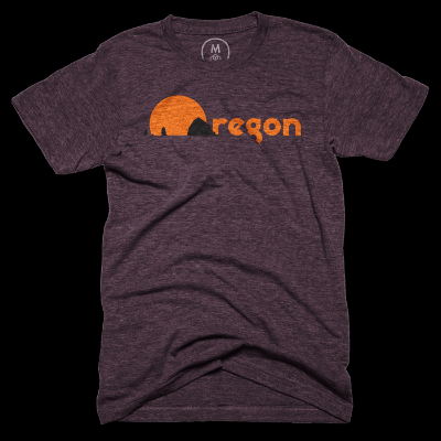 This good-looking limited edition tee by designer Michael Buchino was available at  Cotton Bureau .