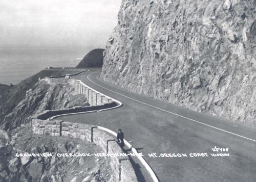 neahkahnie mountain highway 101 construction