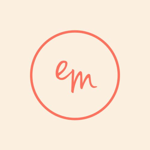 Elissa Mae Creative Brand Identity