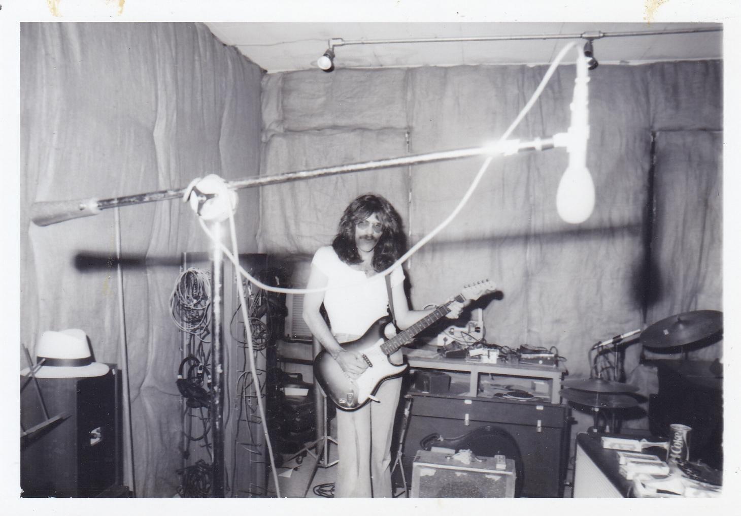 J in the Studio-1976