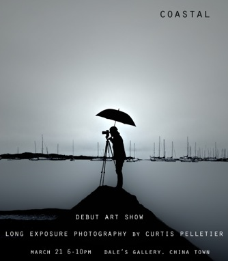 Curtis Pelletier - COASTAL March 16 - 30 2013