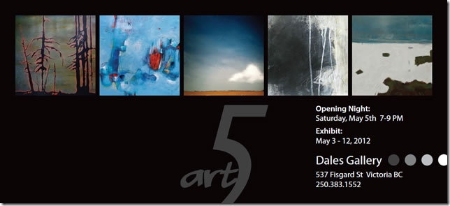 Various Artists - ART 5 May 3 - 12 2012