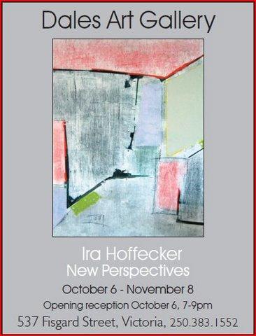 Ira Hoffecker - NEW PERSPECTIVES Oct 6 - Nov 8 2011