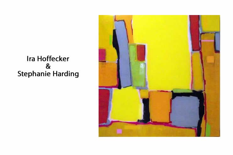 Stephanie Harding & Ira Hoffecker - SHORT SHOW March 17 - 31 2011