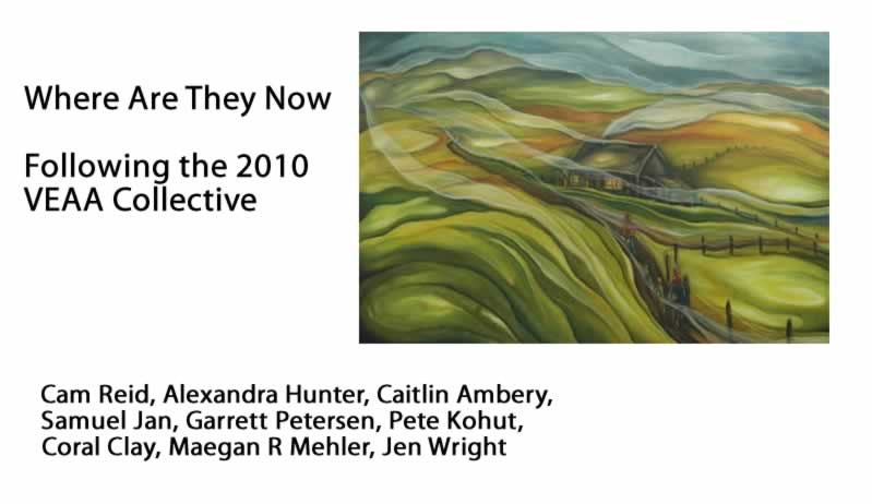 Various Artists - WHERE ARE THEY NOW - VEAA COLLECTIVE Feb 16 - March 1