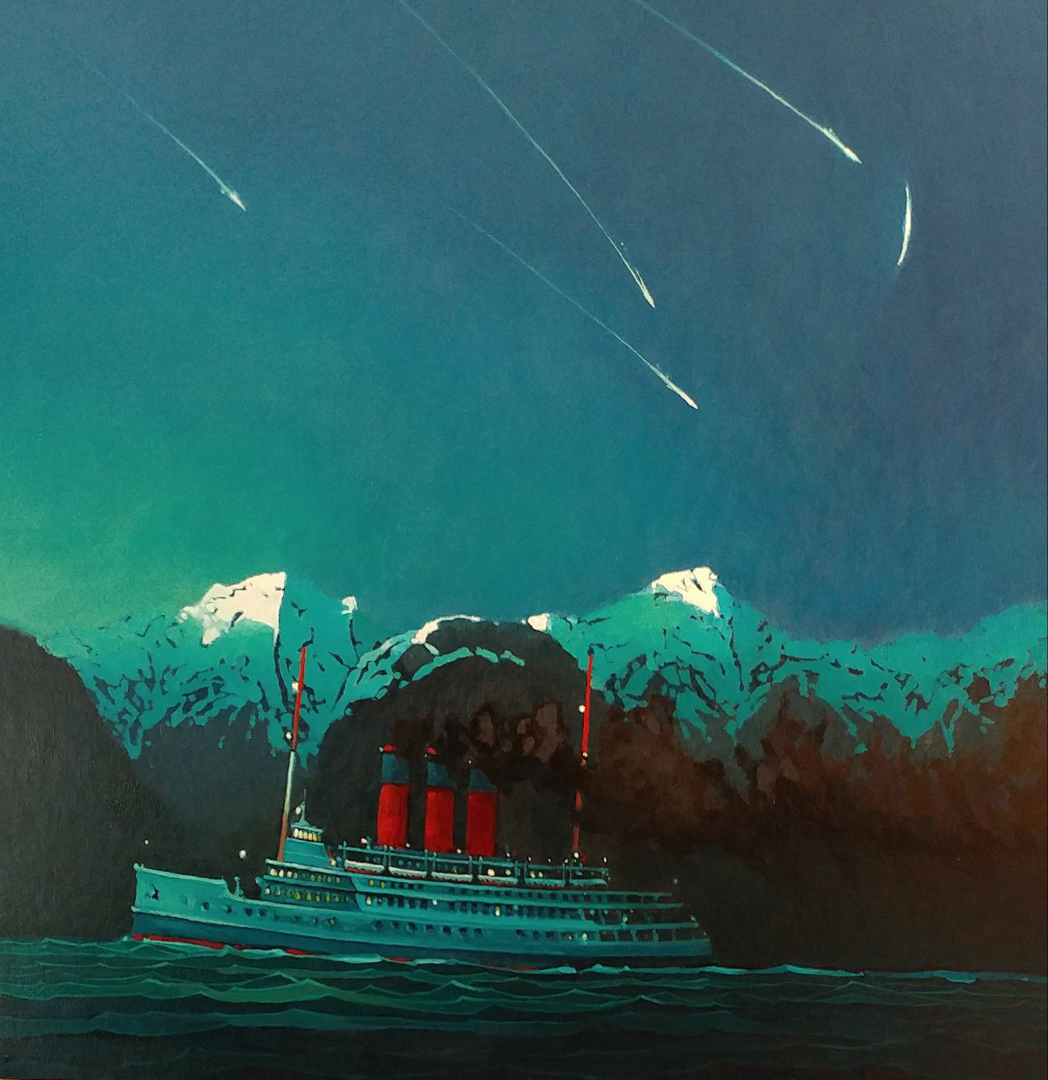 New works by Karen Lynn Kaiser and Marshall Hugh Kaiser - June 6th to 27th